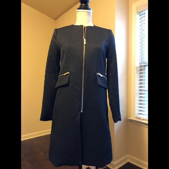 H&M navy blue blazer/jacket
